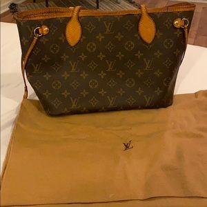 Authentic Louis Vuitton PM Neverfull